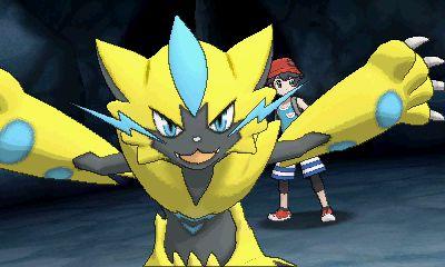 Pokémon USUL - Zeraora (02)