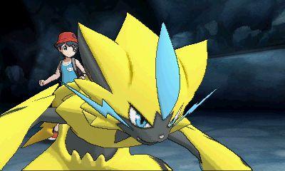 Pokémon USUL - Zeraora (03)
