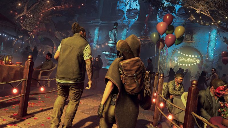 Shadow of the Tomb Raider fête des morts