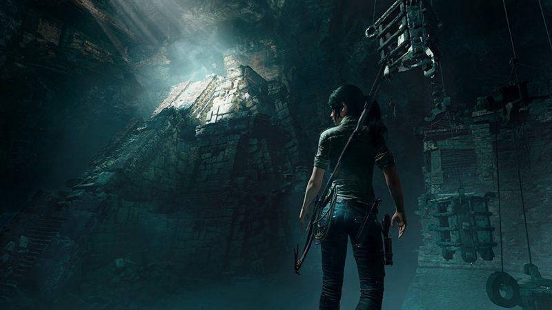 Shadow of the Tomb Raider Lara Pyramide