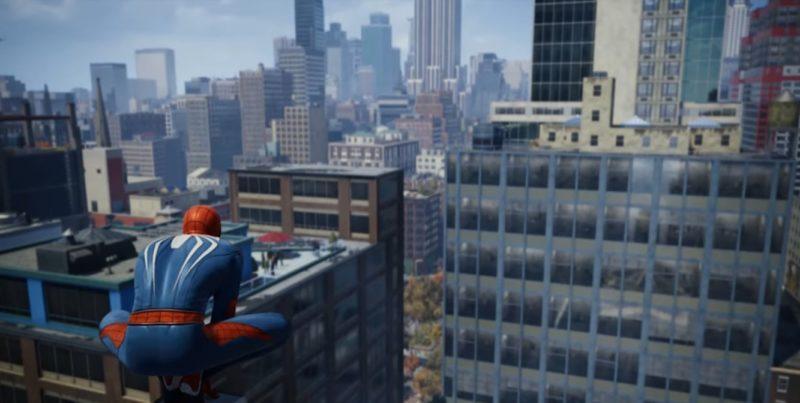 Spider-Man New York