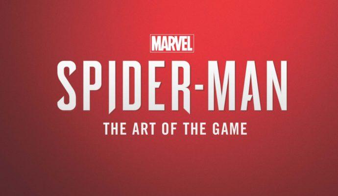 Spider-Man couverture artbook
