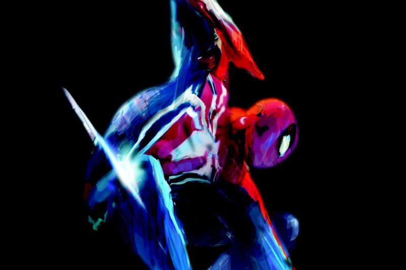 Spider-Man couverture Hostile Takeover
