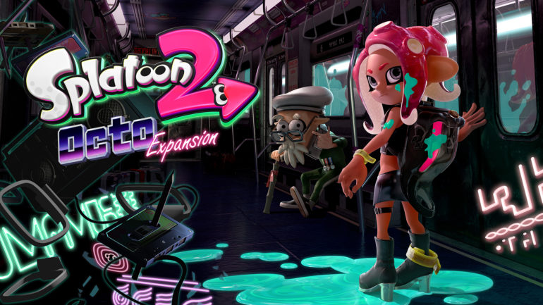 Splatoon 2 Octo Expansion - Nintendo Switch