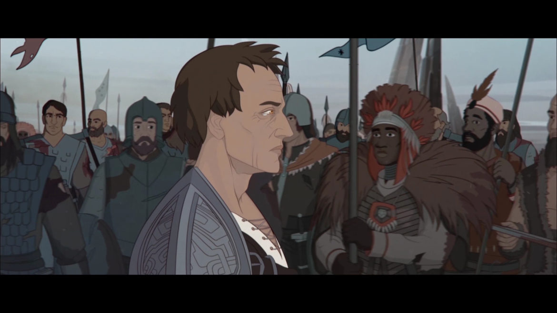 Ash of Gods: Redemption - cinématique