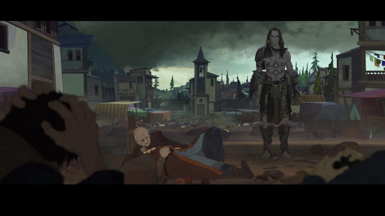 Ash of Gods: Redemption - cinématique 2
