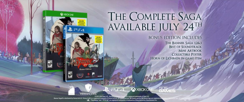 The Banner Saga 3 (PC, PS4, XBOX ONE & Nintendo Switch) The-Banner-Saga-Trilogy-Bonus-Edition-Banner