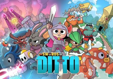 The Swords of Ditto key art
