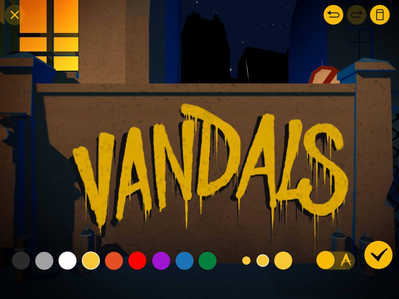 Vandals titre