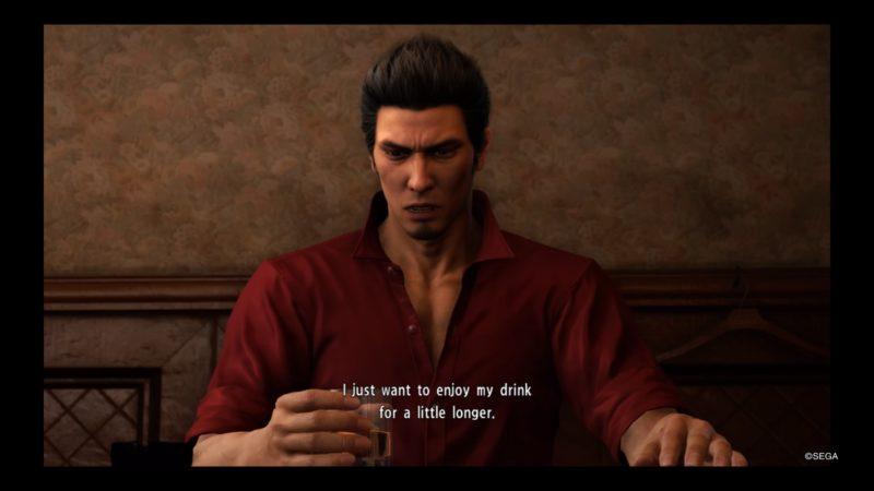 Yakuza 6: The Song of Life Kiryu