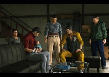 Yakuza 6: The Song of Life Kiryu, clan Hirose, Haruto