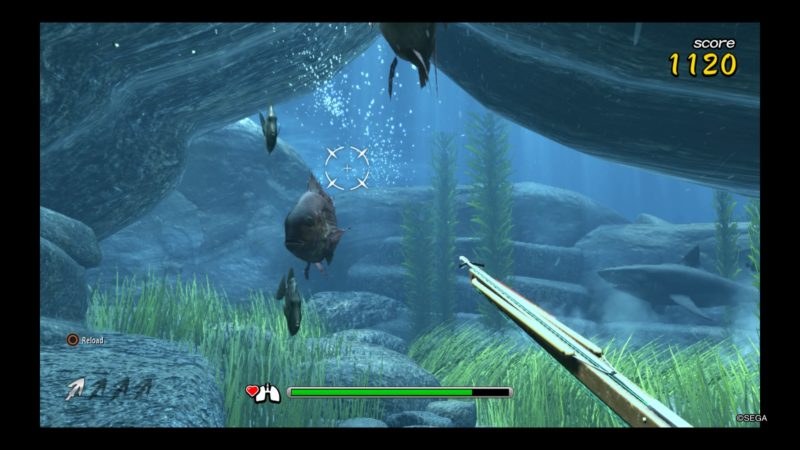 Yakuza 6: The Song of Life à la pêche