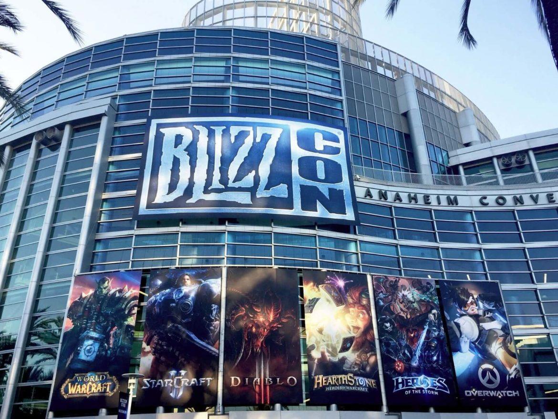 Anaheim - Blizzcon - Blizzard