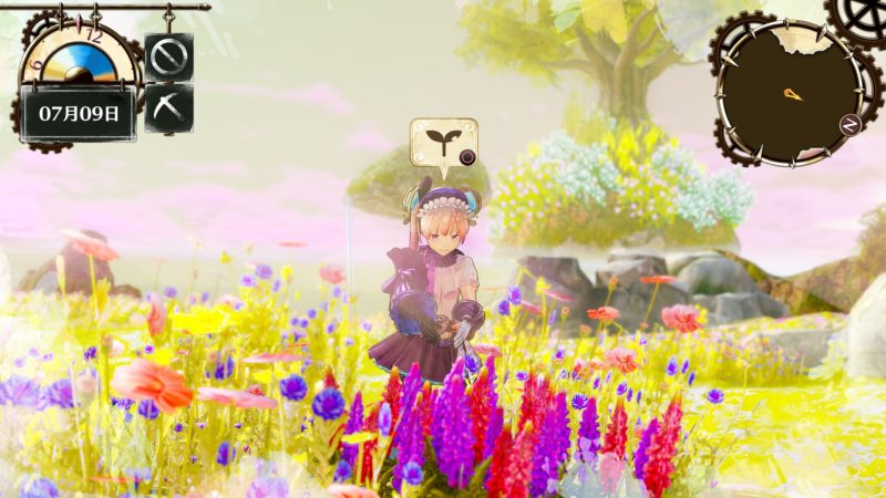 Atelier Lydie & Suelle: Alchemists of the Mysterious Painting récolte