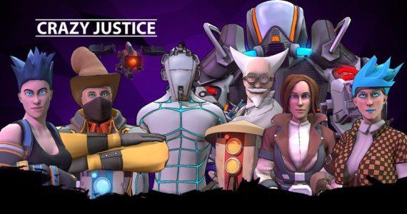 Crazy Justice - titre
