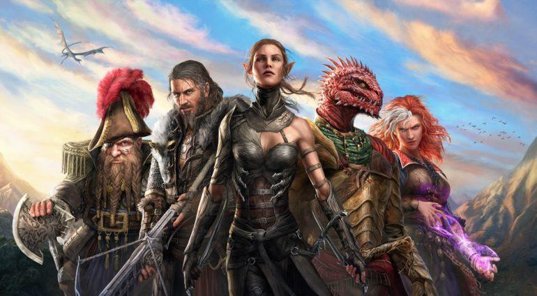 Le RPG Divinity Original Sin 2 arrive bientôt sur consoles