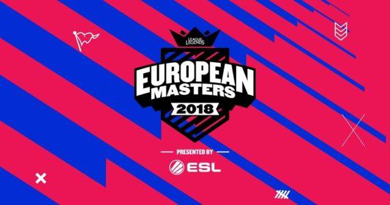 European Masters League of Legends