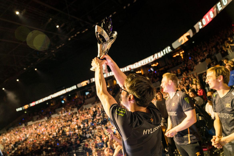 Fnatic champion EU LCS League of Legends Spring Split 2018