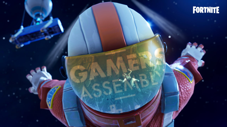 Fortnite Gamers Assembly