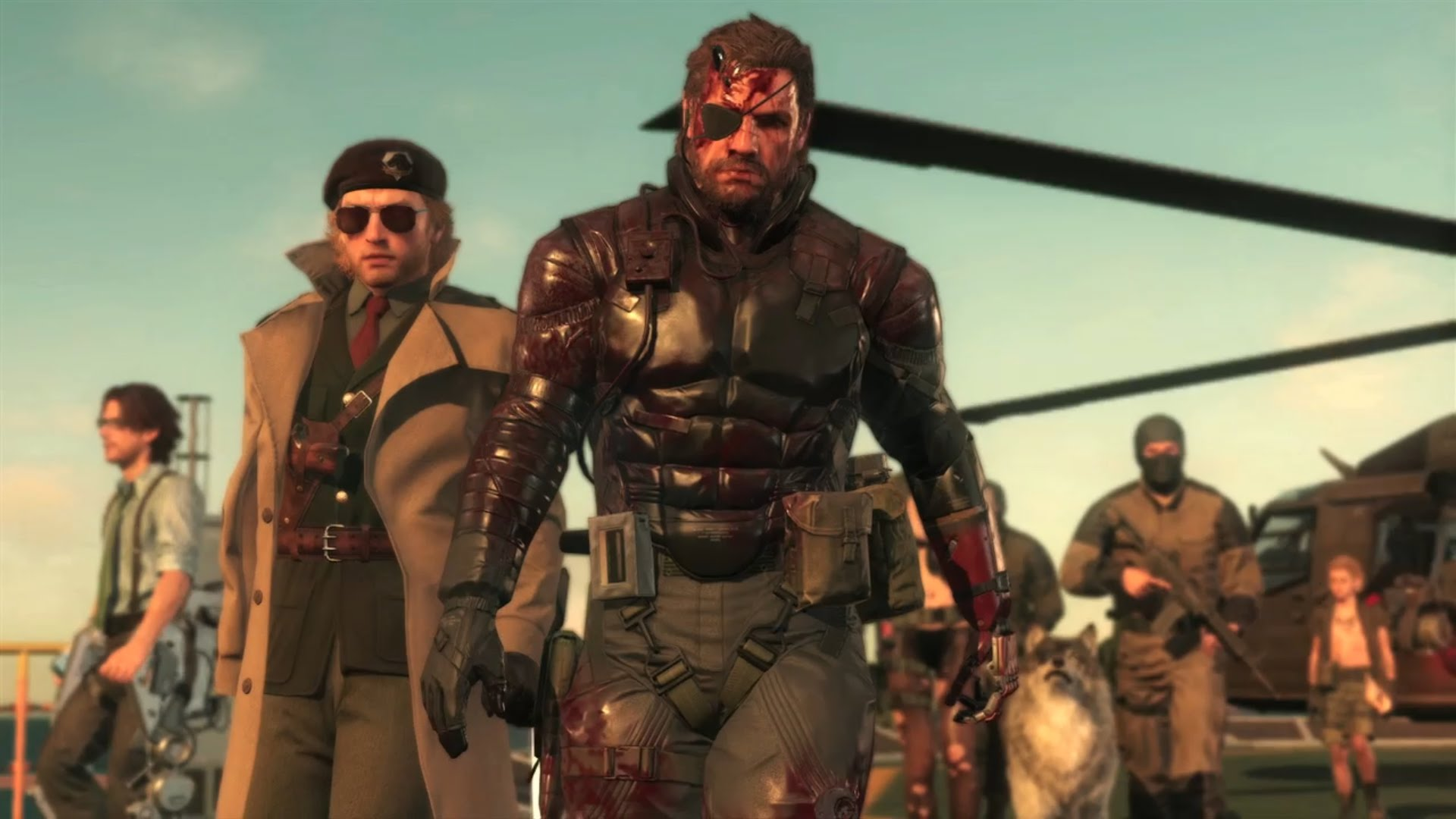 Games with Gold MGS V