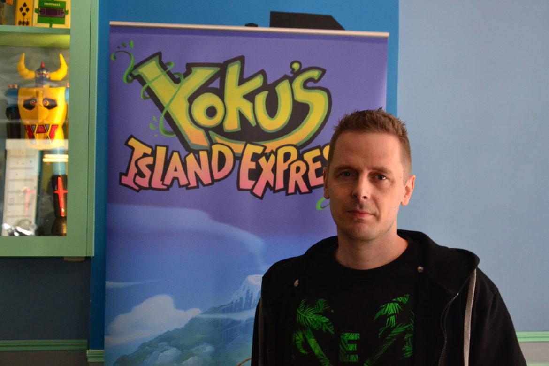Yoku's Island Express Mattias Snygg