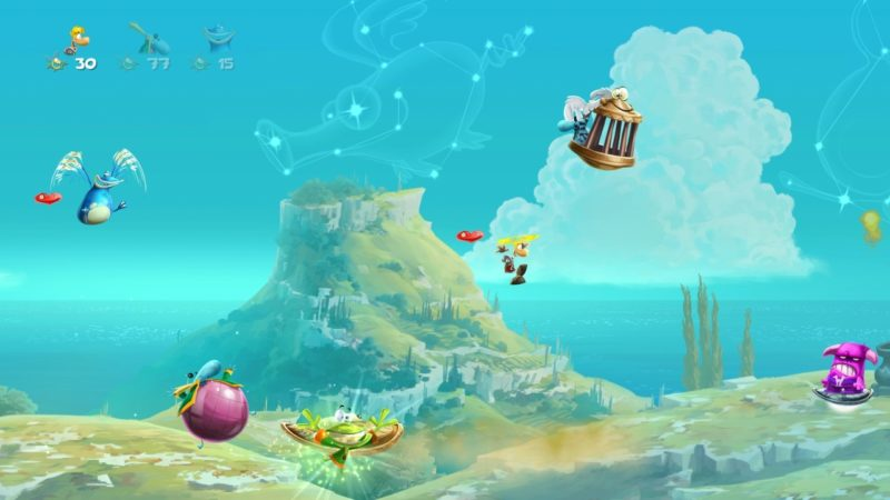 PlayStation Plus Rayman Legends