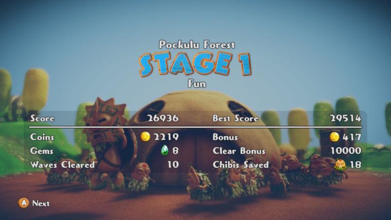 PixelJunk Monsters 2 - La magie du scoring