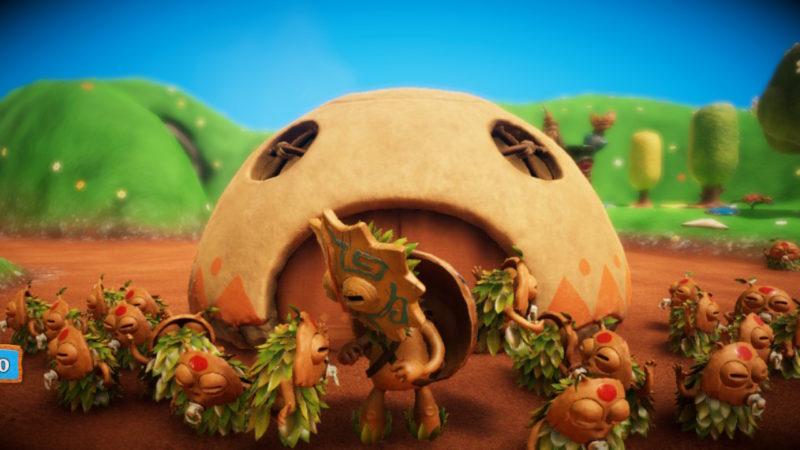 PixelJunk Monsters 2 - histoire de tiki