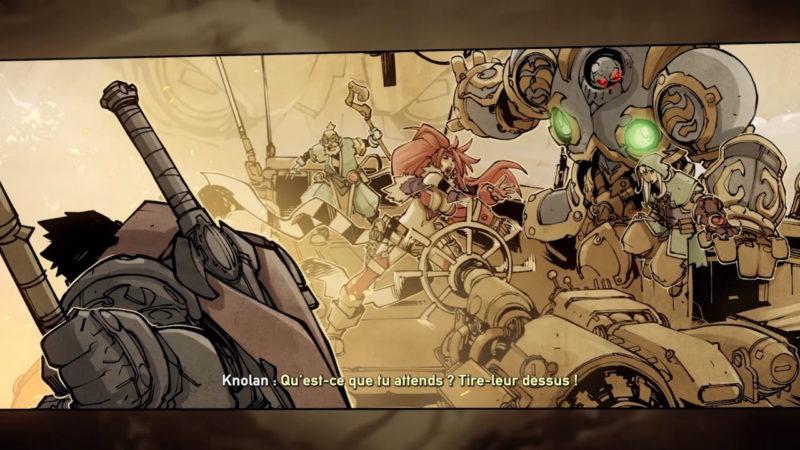 Battle Chasers: Nightwar - Motley Crew