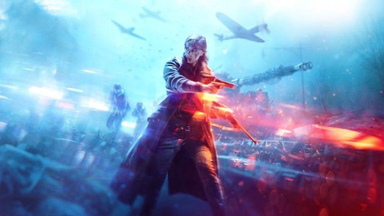 Battlefield V avions