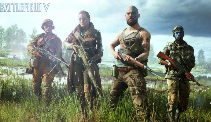 Battlefield V Escouade