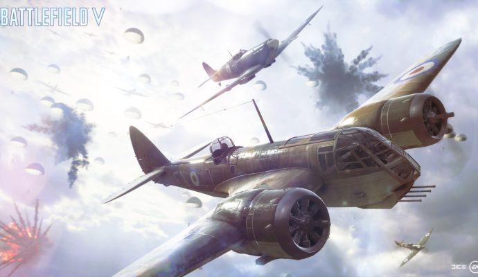 Battlefield V aviation