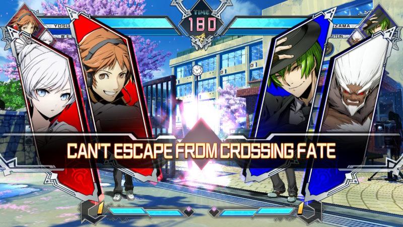 BlazBlue: Cross Tag Battle - Round 1