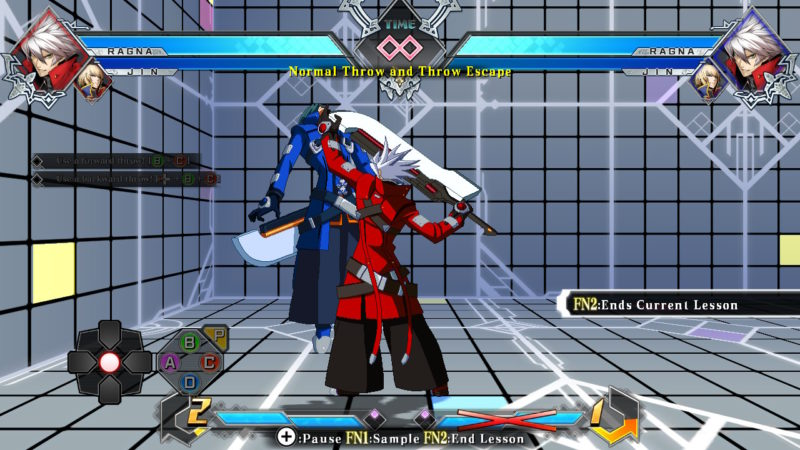 BlazBlue: Cross Tag Battle - This may sting a bit