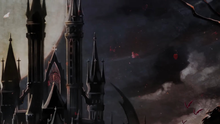 Bloodstained: Curse of the Moon - Ex la Chapelle