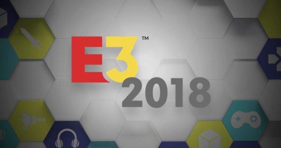 E3 2018 logo officiel