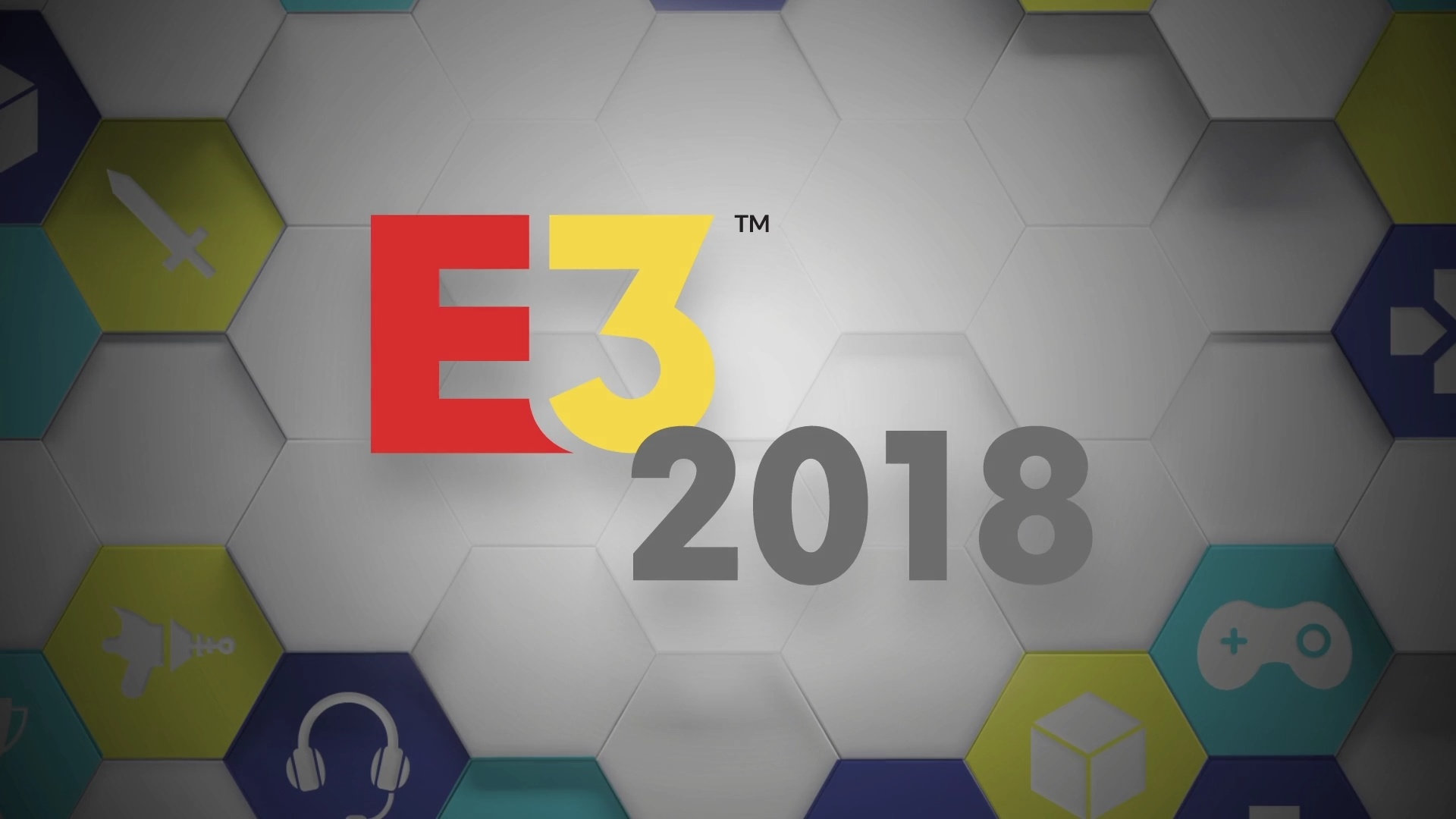 E3 2018 logo officiel