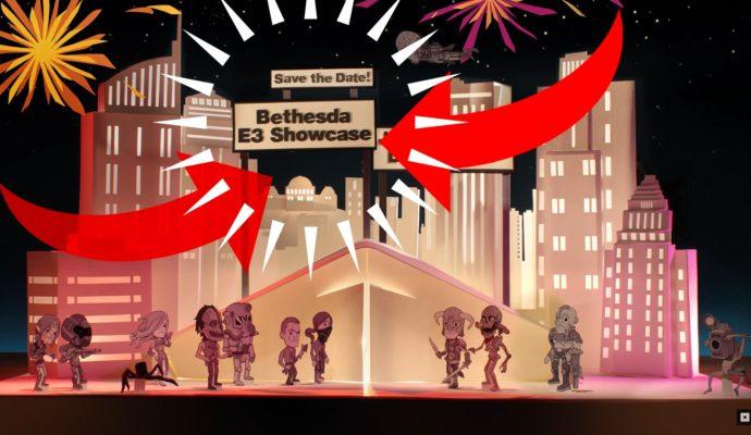 Bethesda Showcase E3 2018