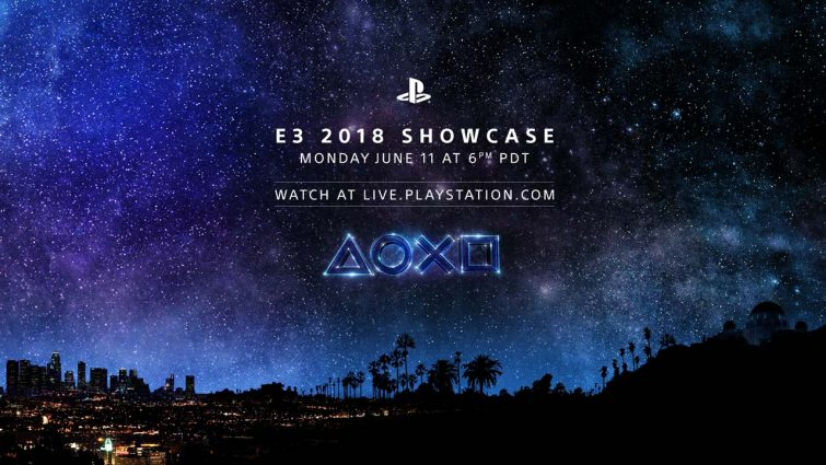E3 2018 - PlayStation