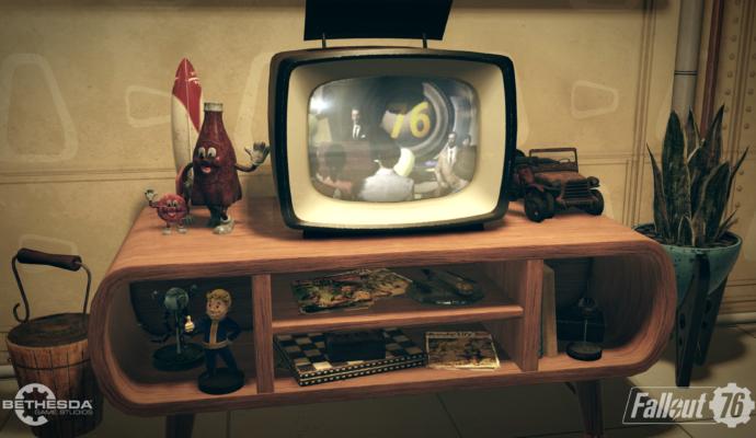Fallout 76 - Premier teaser