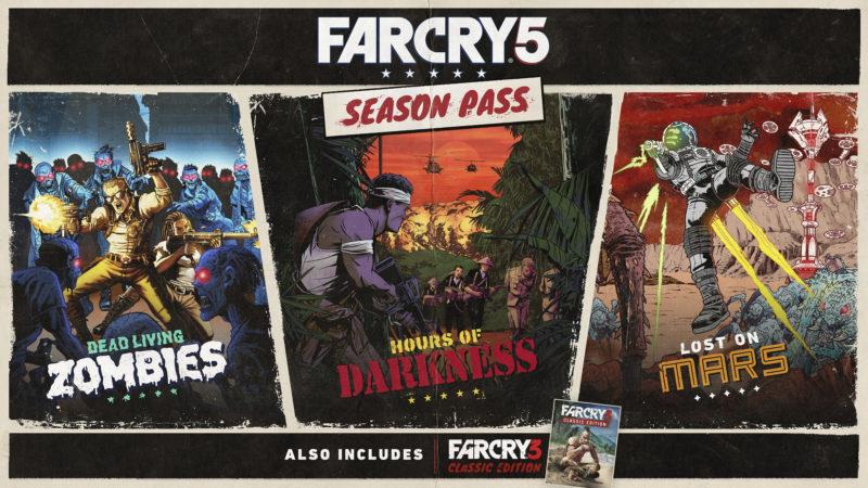 Hours of Darkness season pass