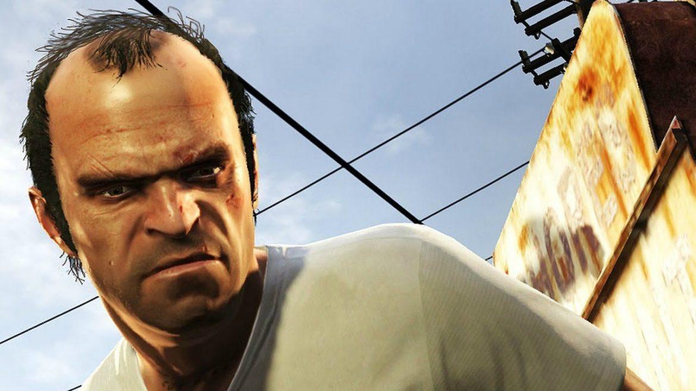 Grand Theft Auto V -Trevor