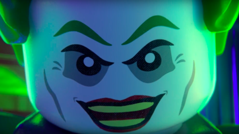 Lego DC Super-Vilains Joker