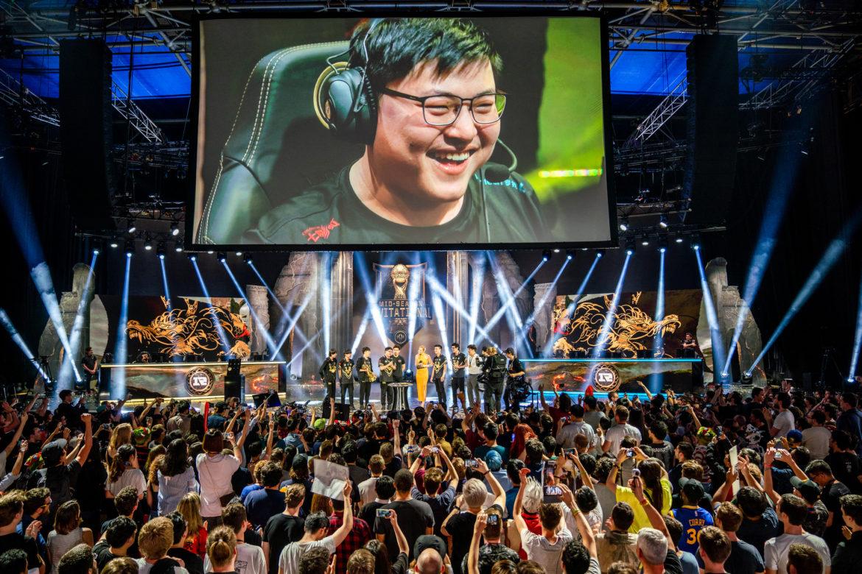 MSI League of Legends 2018 - Uzi Champion 2