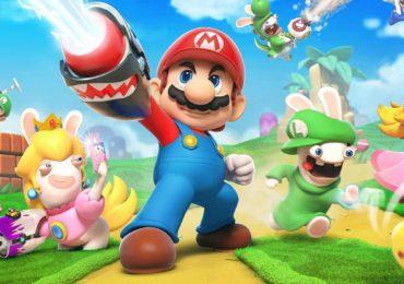 Mario + The Lapins Crétins Kingdom Battle: Donkey Kong Adventure