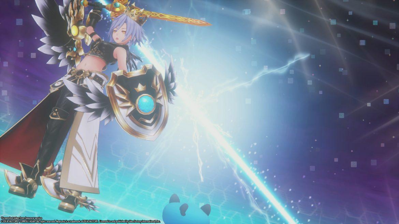 Megadimension Neptunia VIIR attaque spéciale