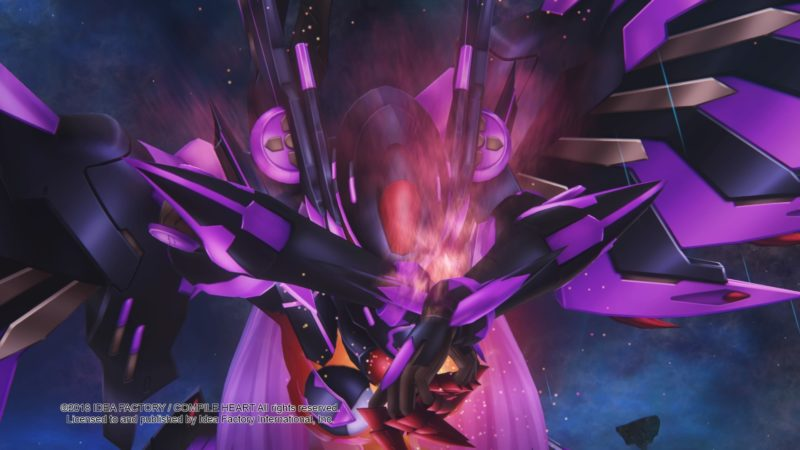 Megadimension Neptunia VIIR démon