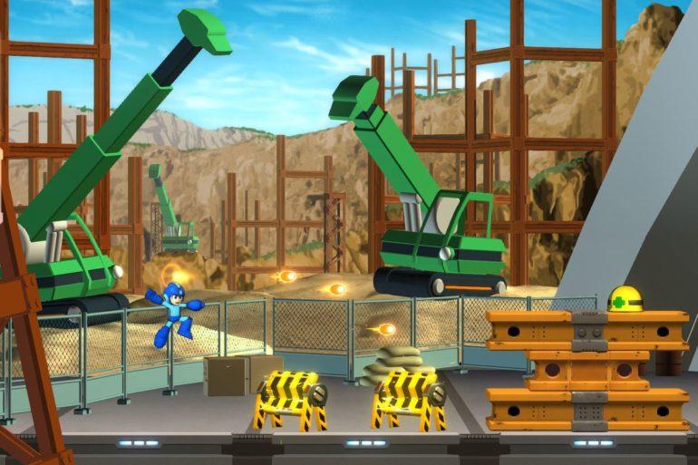 Megaman 11 - En chantier
