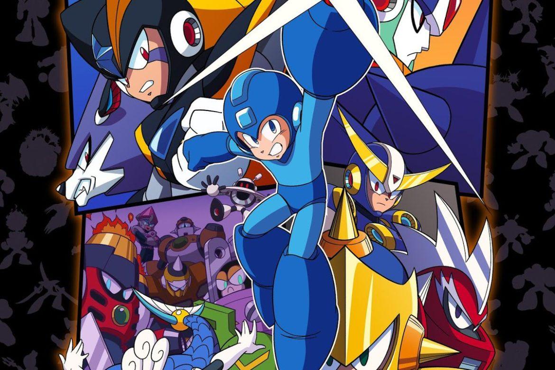 Megaman - Cover Megaman Legacy COllection 2