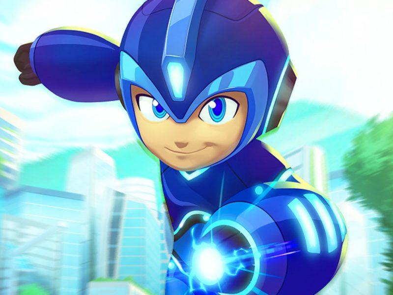 Megaman - Megaman: Fully Charged